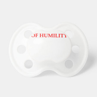 HUMILITY BooginHead PACIFIER