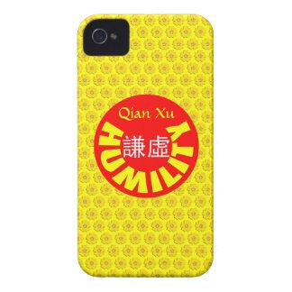 Humility - Qian Xu Case-Mate iPhone 4 Case