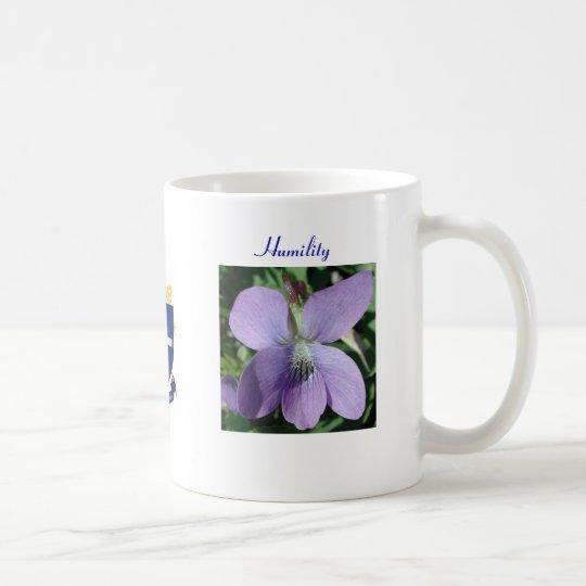 Humility with Violet - Mug - Lenten