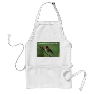 Humingbird Apron