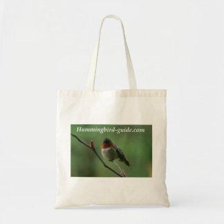 Humingbird Bag Budget Tote Bag