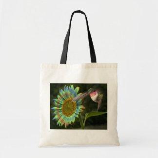 Humingbird Fantasy Tote Bag