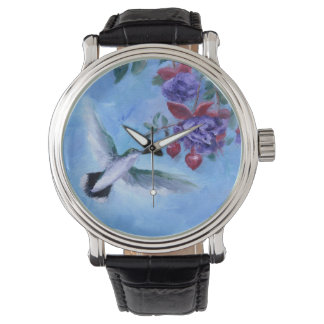 Humingbird In Flight Watch