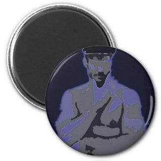 humm 2 inch round magnet