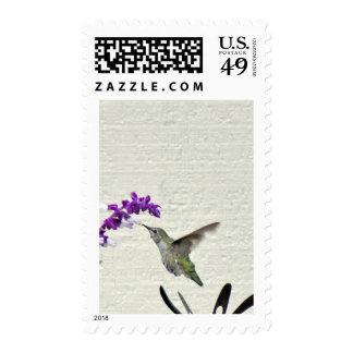 Humm Postage Stamp
