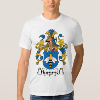 Hummel Family Crest T-shirt