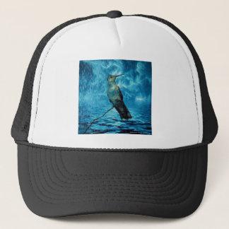 Hummer and the Hurricane Trucker Hat