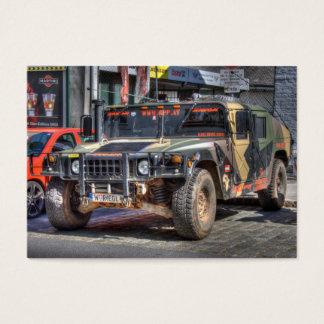 Hummer H1 Business Card