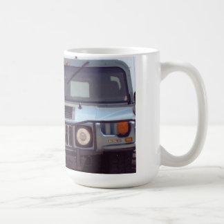 Hummer H1 Offroad  -  2001 Ocean Blue Coffee Mug