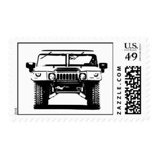 Hummer H1 Postage Stamps