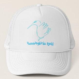 Hummer, Hummingbirds Rock! Trucker Hat