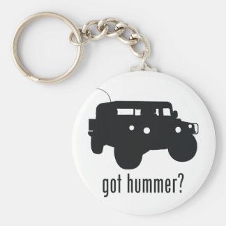 Hummer Key Chains