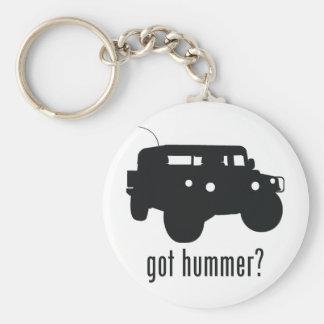 Hummer Keychain