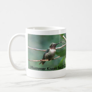 Hummer Kisses Mug
