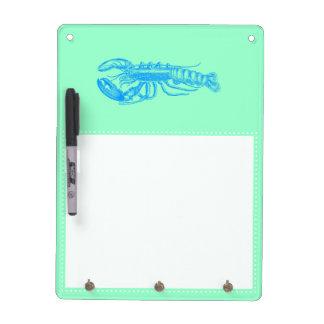Hummer light blue series Dry-Erase board