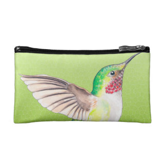 Hummer Lime Cosmetic Bag