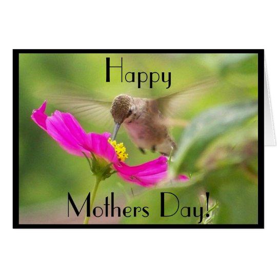Hummer Moms' Day Card