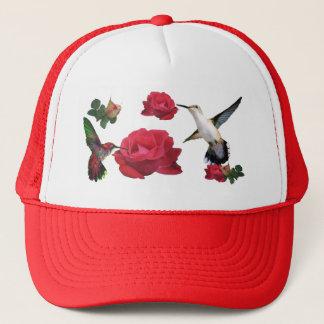 Hummers N Roses Trucker Hat