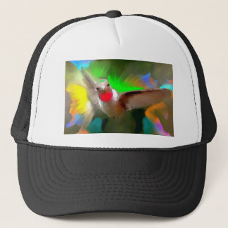 Hummers return trucker hat