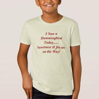 Humminbird Oraganic Shirt