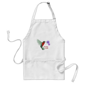 Humming A Tune Aprons