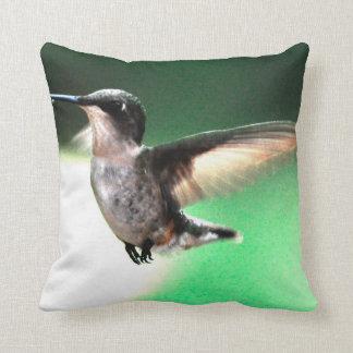 HUMMING BIRD American MoJo Pillow