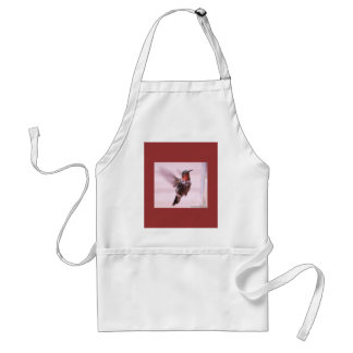 Humming Bird Apron