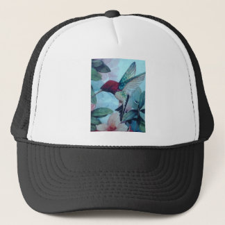 Humming Bird Clothing Items Trucker Hat