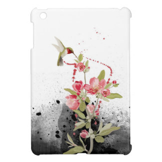 Humming bird iPad mini cover