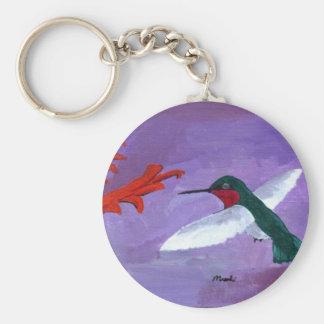 Humming Bird Keychain
