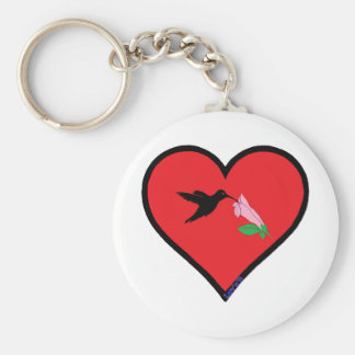 humming bird key chain