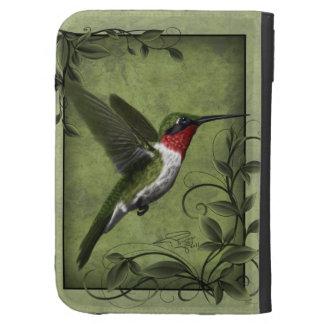 Humming bird Kindle Case Kindle Keyboard Cases
