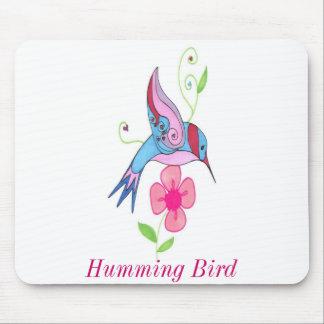 Humming Bird- Mousepad