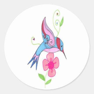 Humming Bird- Sticker