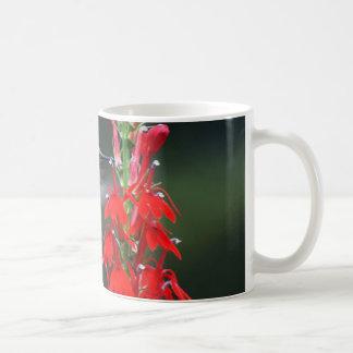 Humming bird themed mugs