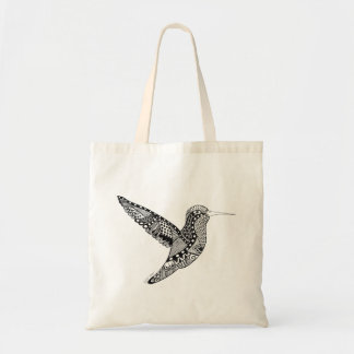 Humming Bird Tote Bag