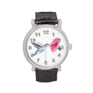 Humming Bird Wristwatch