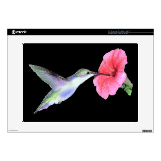 Humming Bird Zazzle Skin Laptop Decal