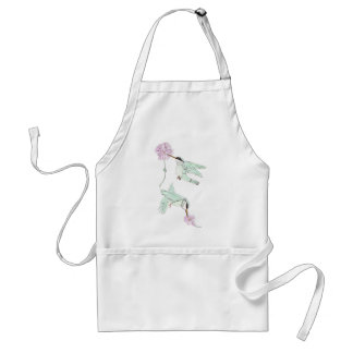 Humming Birds Apron