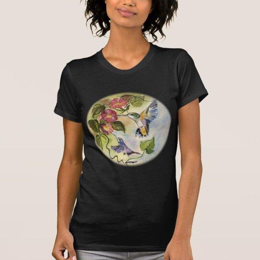 Humming Birds Tee Shirts