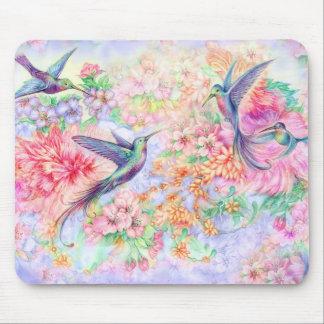 humming mouse pad