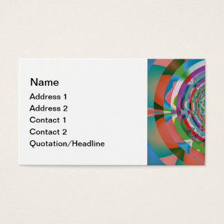 Humming Top Business Card