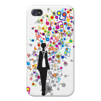 Humming_Tunes Covers For iPhone 4