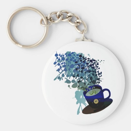Humming_Tunes Keychain
