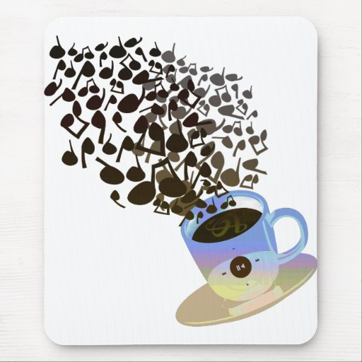Humming_Tunes Mousepads