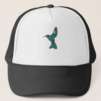 hummingbird 001 trucker hat