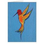 Hummingbird 2 card