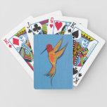 Hummingbird 2 poker deck