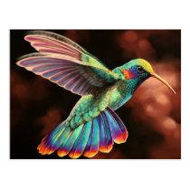 Hummingbird 2 Postcards