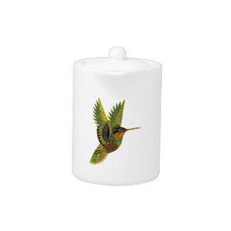 Hummingbird 7b teapot